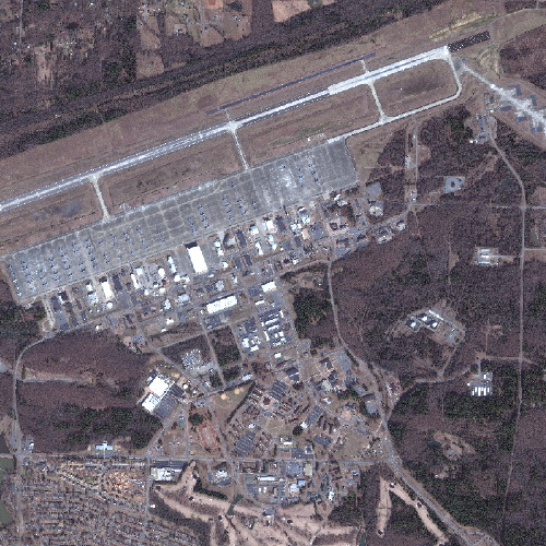 AFCENT Satellite Imagery & Orthorectification