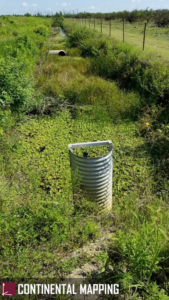 culverts and pipes in Florida wetlands
