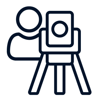 Land Survey Icon