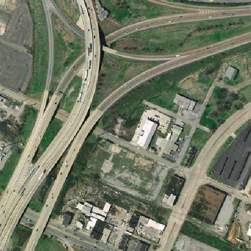 Tennessee From the Air: Aerial Orthophotography for Tennessee DOT