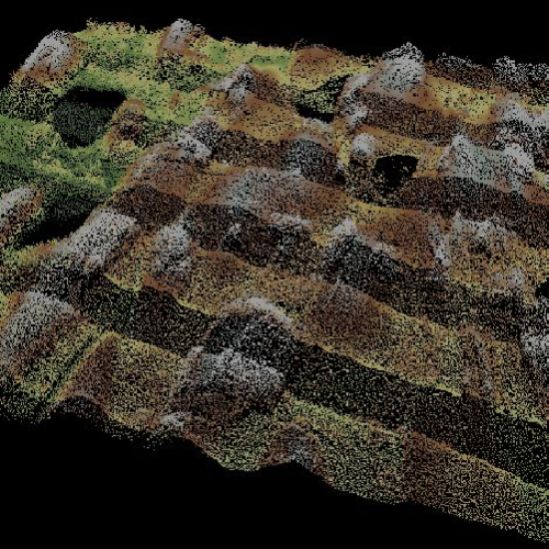 Countywide Lidar Processing for FEMA Hydrographic Modeling